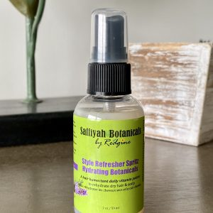 Hydrating Botanicals Hair Refresher Spritz – 2 oz